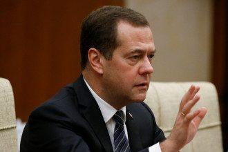 Медведев озвучил два варианта транзита газа через Украину после 2020 года