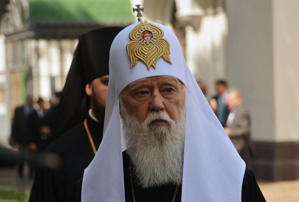 Филарет считает, что до конца года будет существовать Украинская автокефальная церковь.