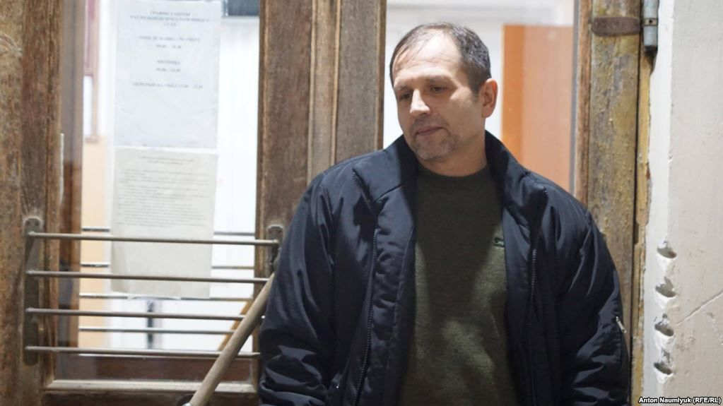 В крымском СИЗО состояние Владимира Балуха ухудшилось, сообщиша его адвокат