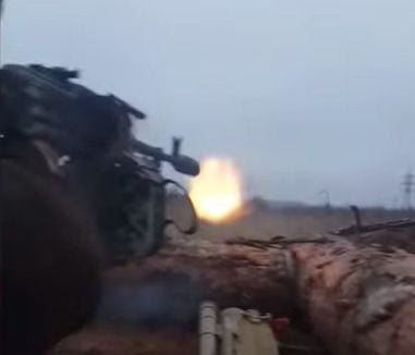 ВСУ отразили атаку террористов под Песками