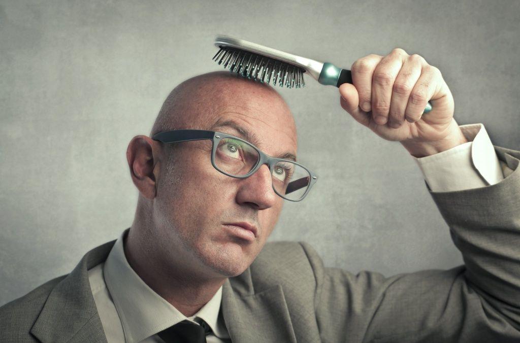Ранняя седина и облысение крайне опасны для мужчин