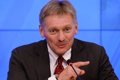 Песков ответил на призыв Дудя не молчать о режиме Путина