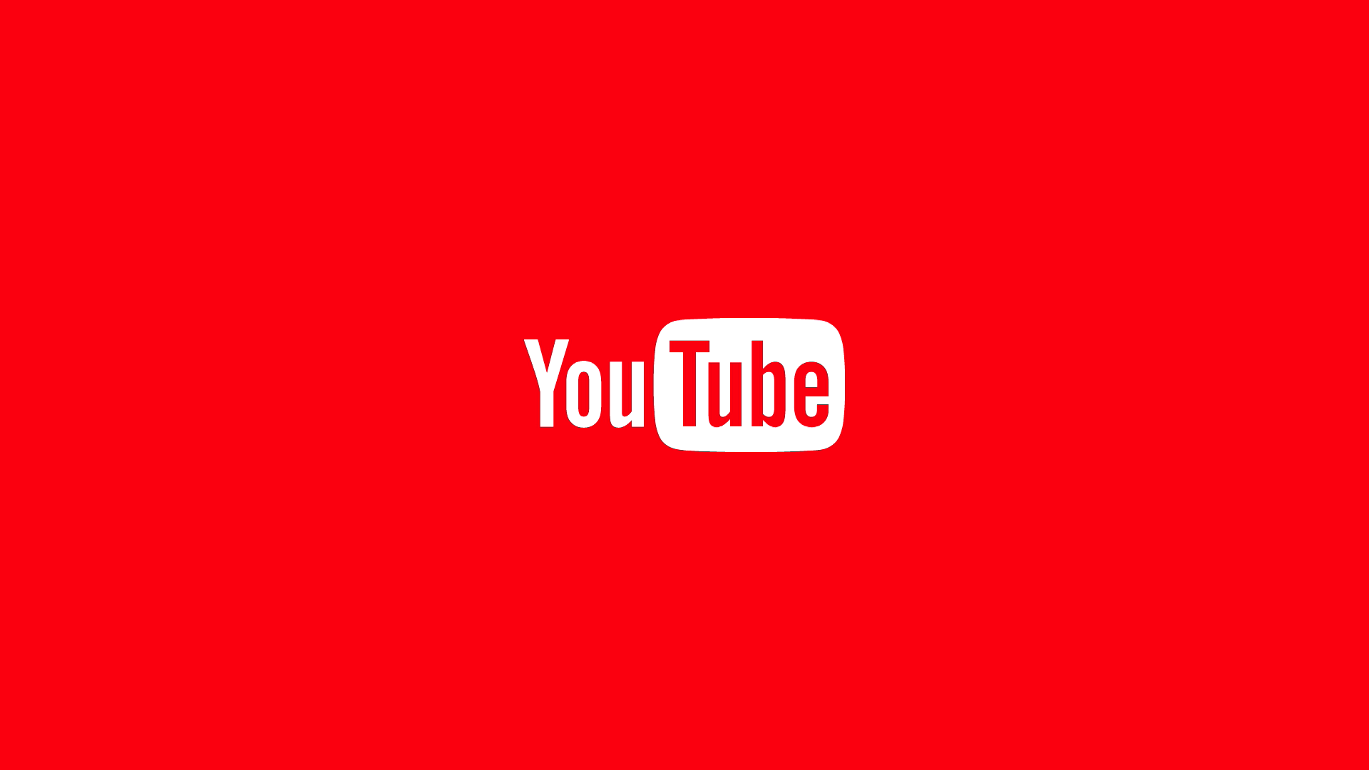 Логотип YouTube