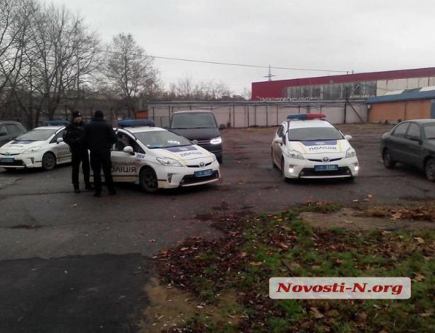 Правоохранители задержали нападавших