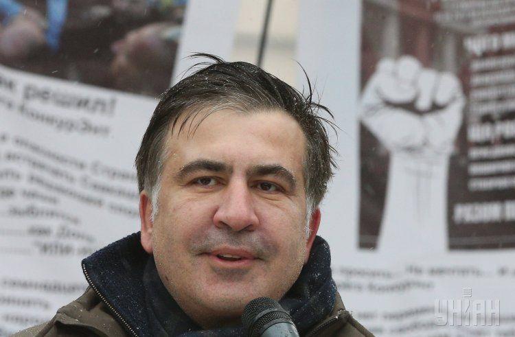 Михеил Саакашвили и его сторонники хотят пролить много крови, сказал нардеп