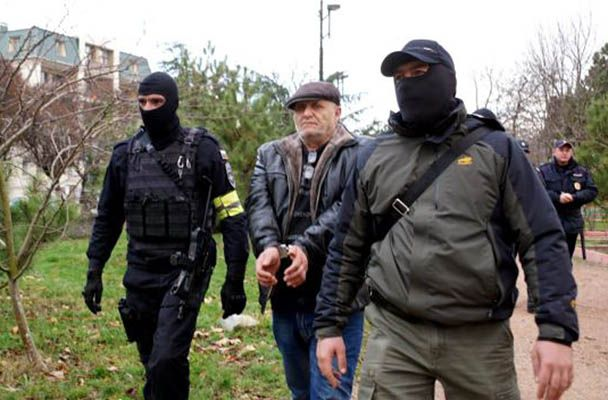 Арест Бекира Дегерменджи