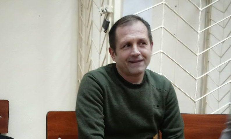 Ахтем Чийгоз сообщил, что Владимира Балуха сильно избили