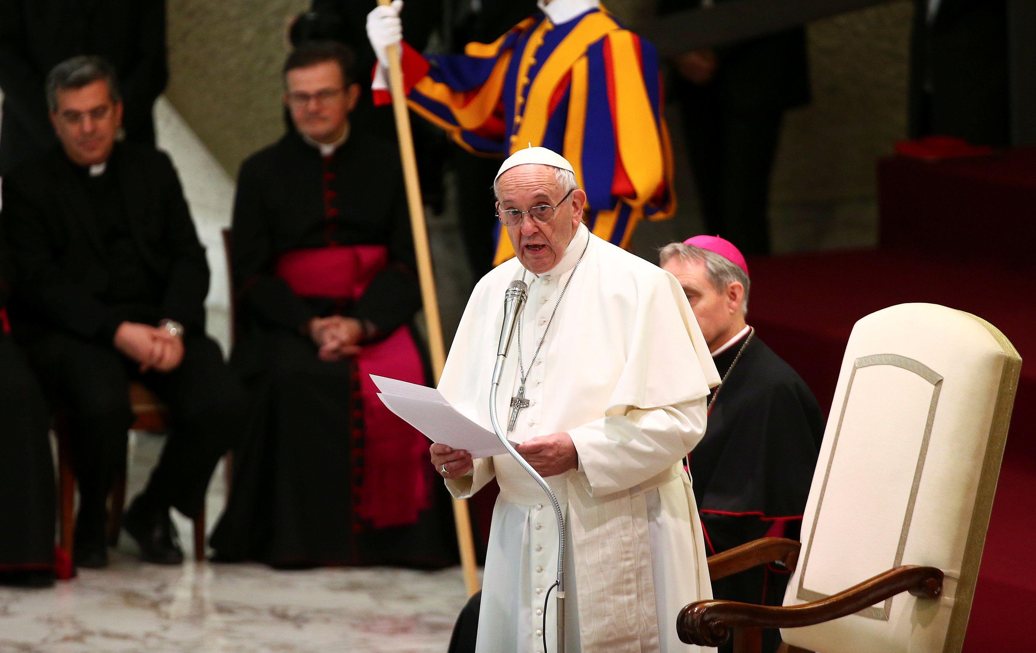Папа Римський, Франциск