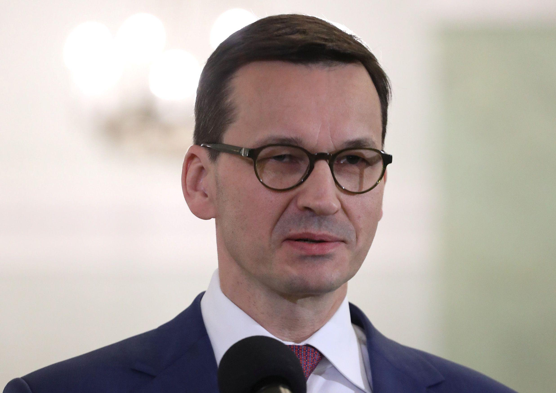 Новый премьер-министр Польши Матеуш Моравецкий
