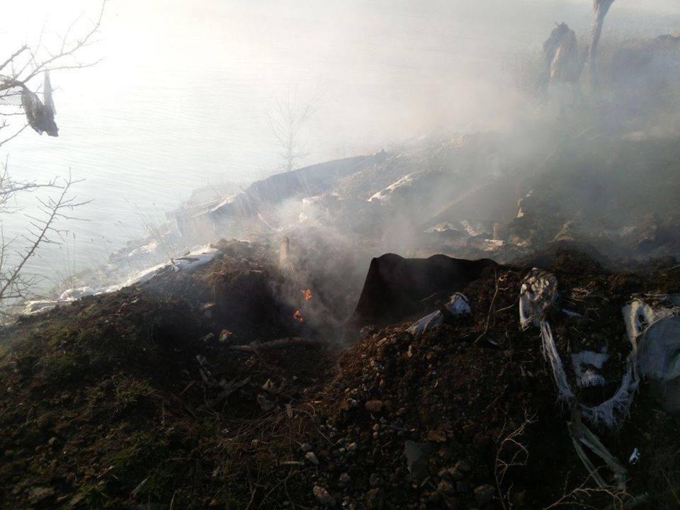 Боевики продолжают обстреливать населенные пункты.