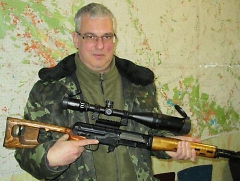 Юрий Покиньборода.