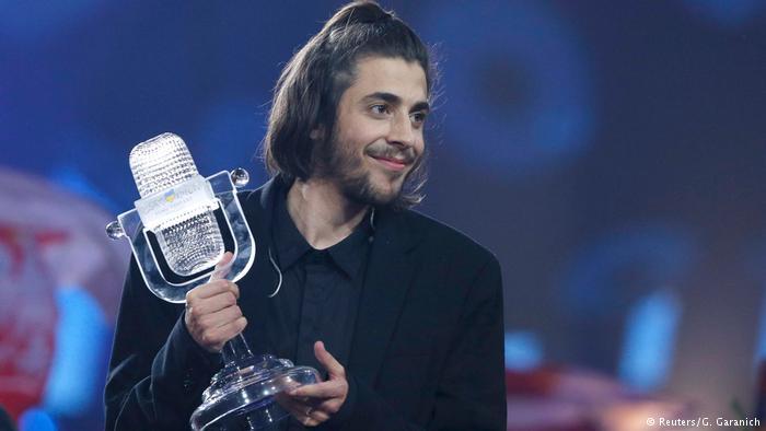 Сальвадор Собрал, победитель Евровидения-2017