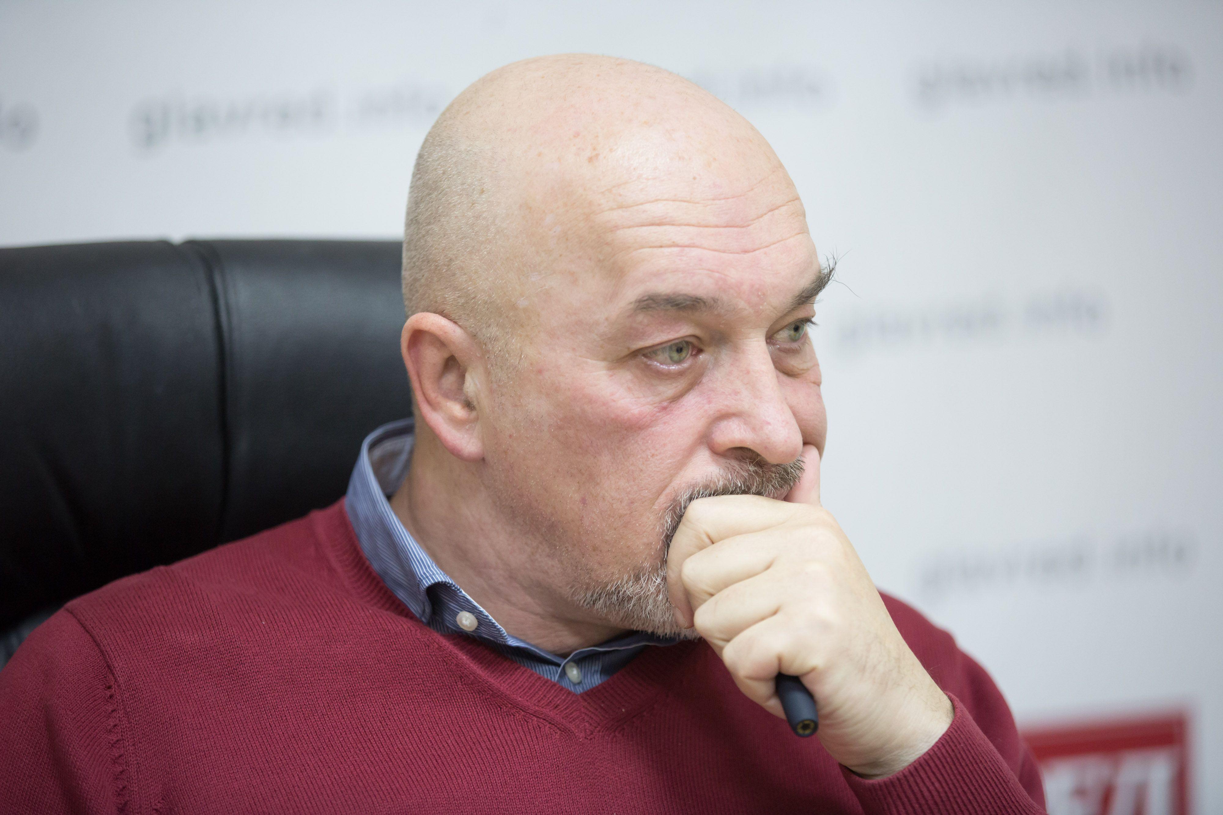 Георгий Тука не захотел называть сроки возвращения полуострова под контроль Киева