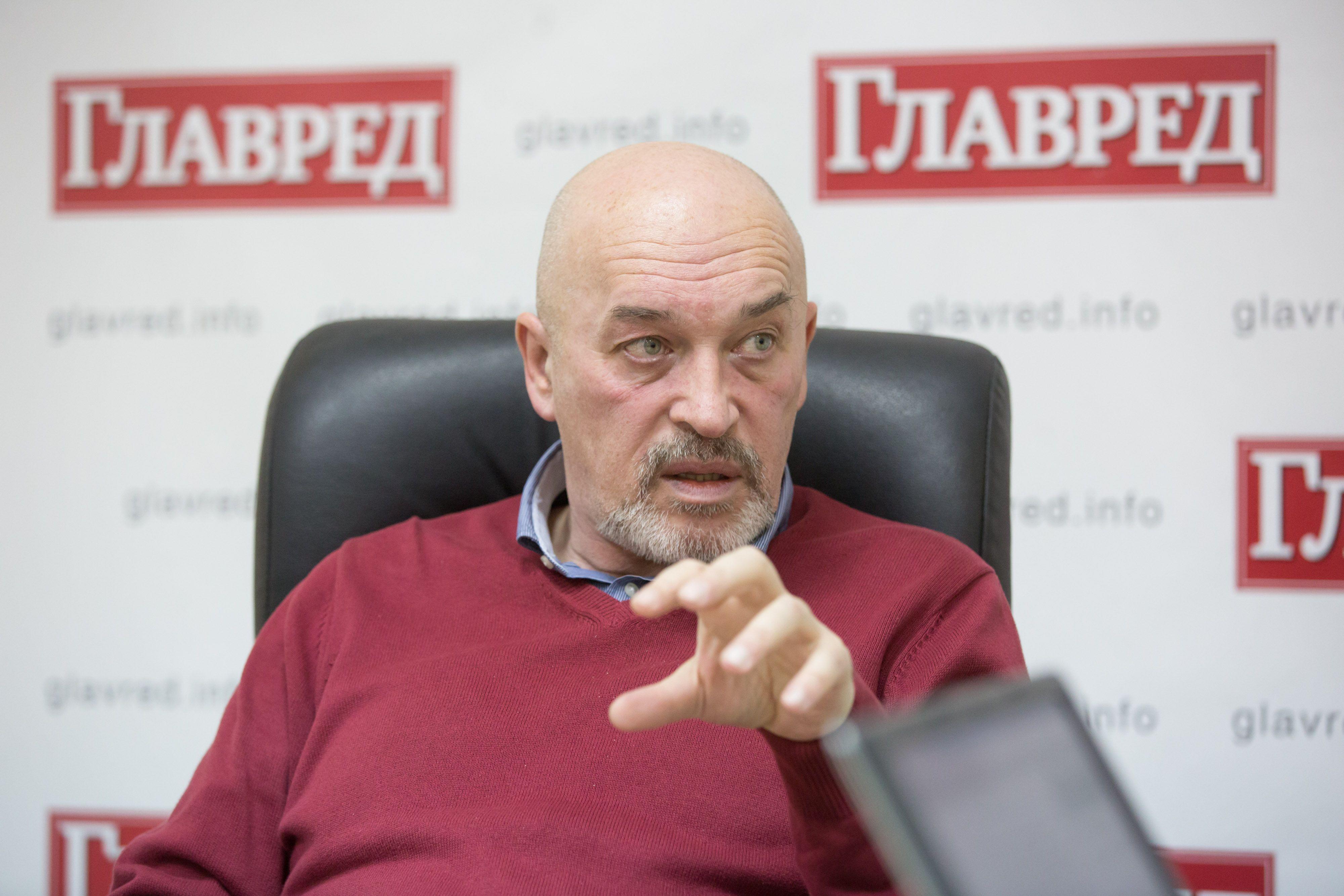 Георгий Тука не видит угрозы сепаратизма на Волыни и Галичине