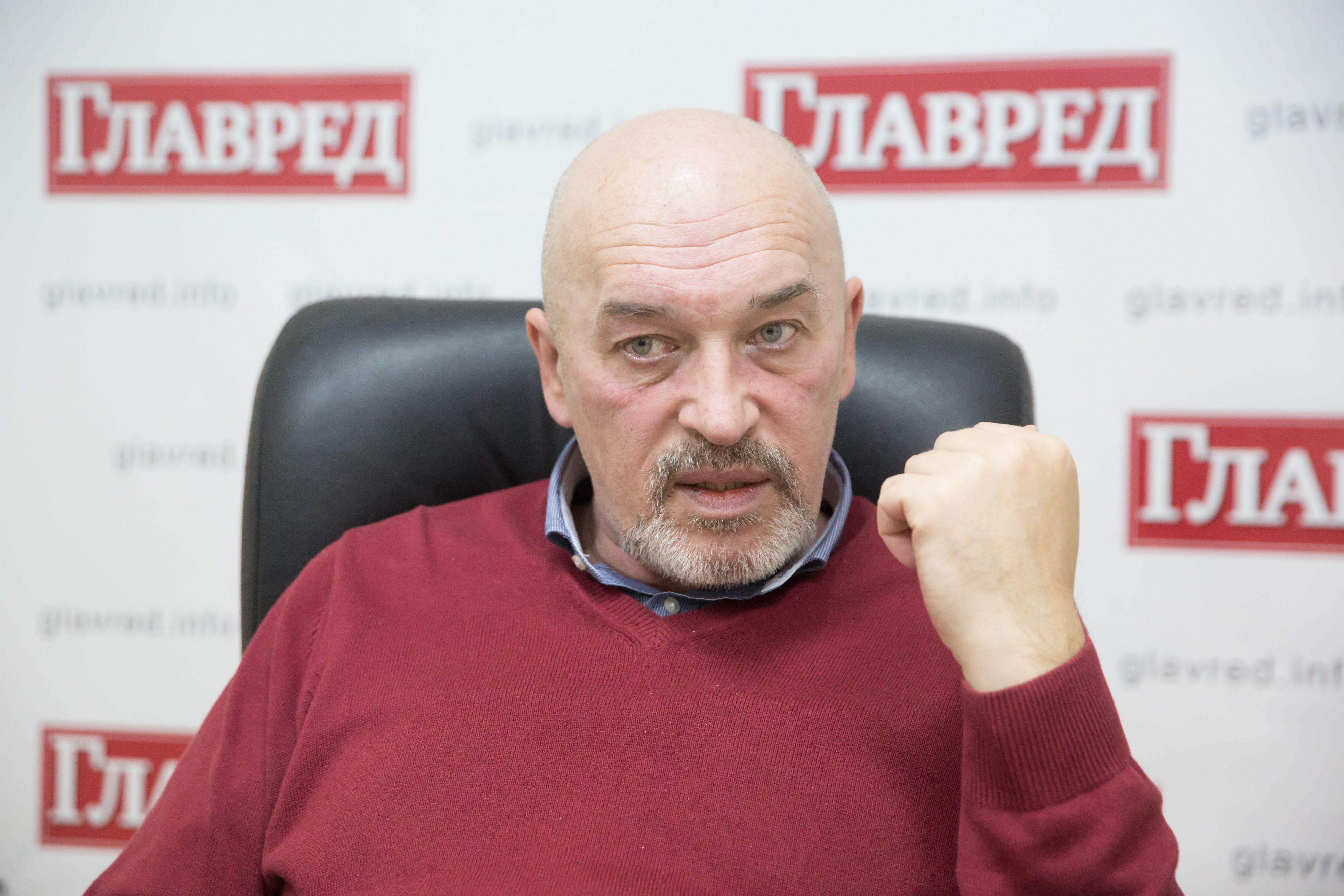 Георгий Тука ненавидет тех, кто говорит, что на востоке Украины — одни сепаратисты, а на Галичине — одни патриоты
