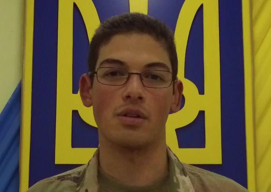 Военный инструктор из США  Джозеф Нелк