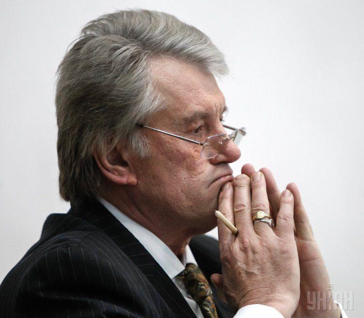 Виктор Ющенко — На имущество Виктора Ющенко могут наложить арест