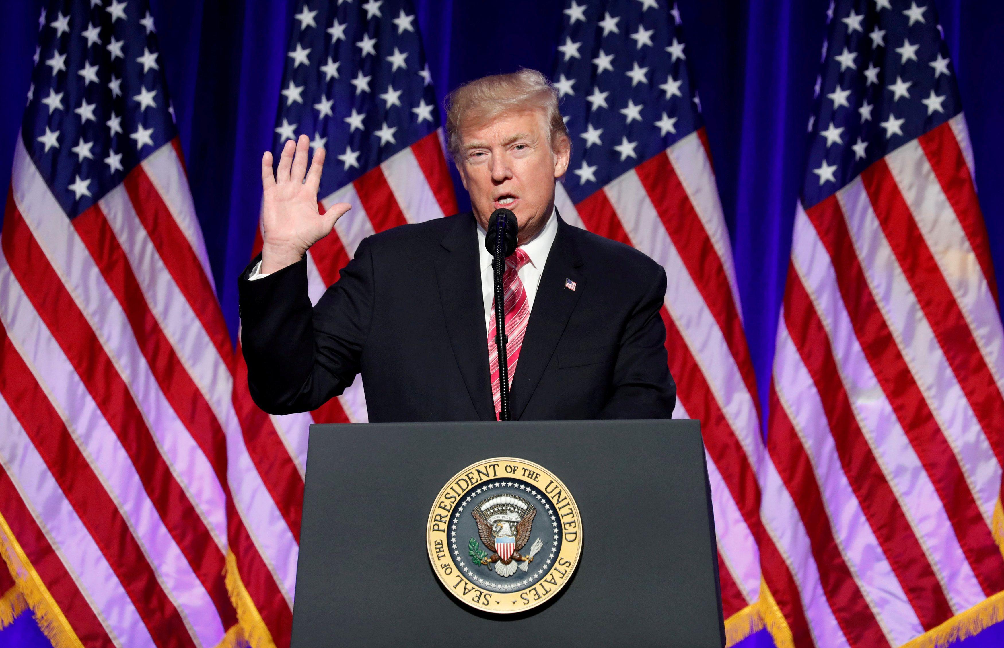 Дональд Трамп одобрил оборонный бюджет США