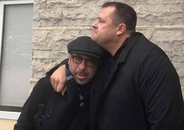 Геннадий Корбан и Борис Филатов. Фото: Борис Филатов/Facebook