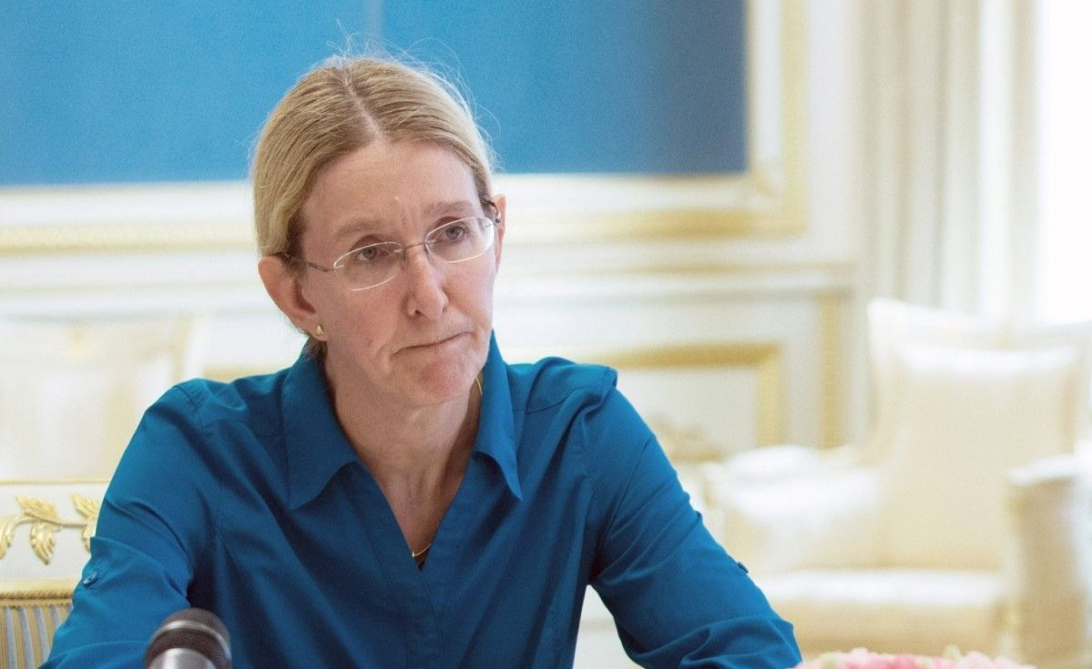 Ульяна Супрун рассказала об остеохондрозе
