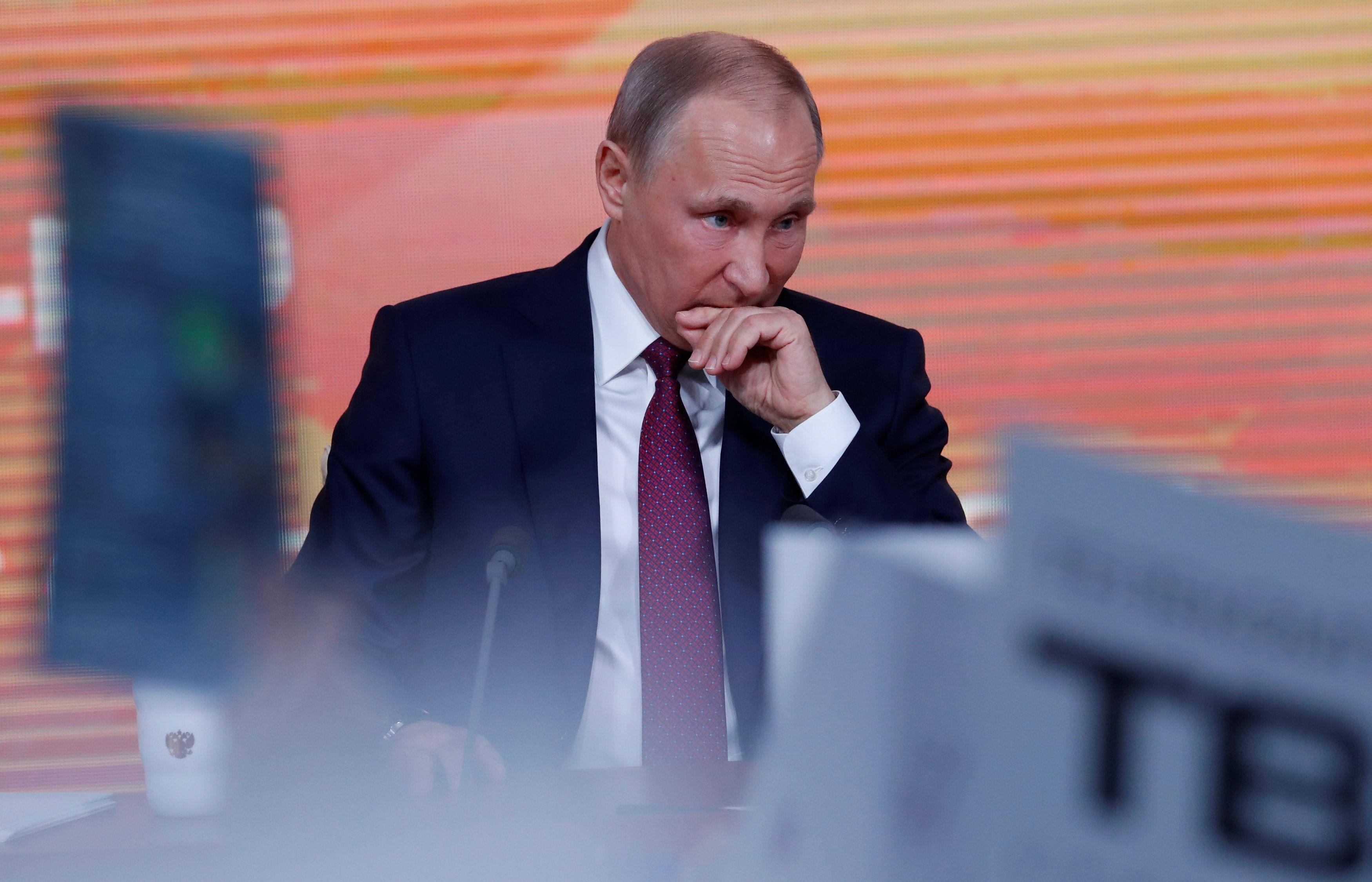 Путин может попасть под персональную изоляцию