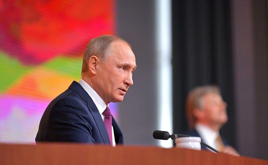 Что будет дальше можно сказать и не смотря пресс-конференции Путина