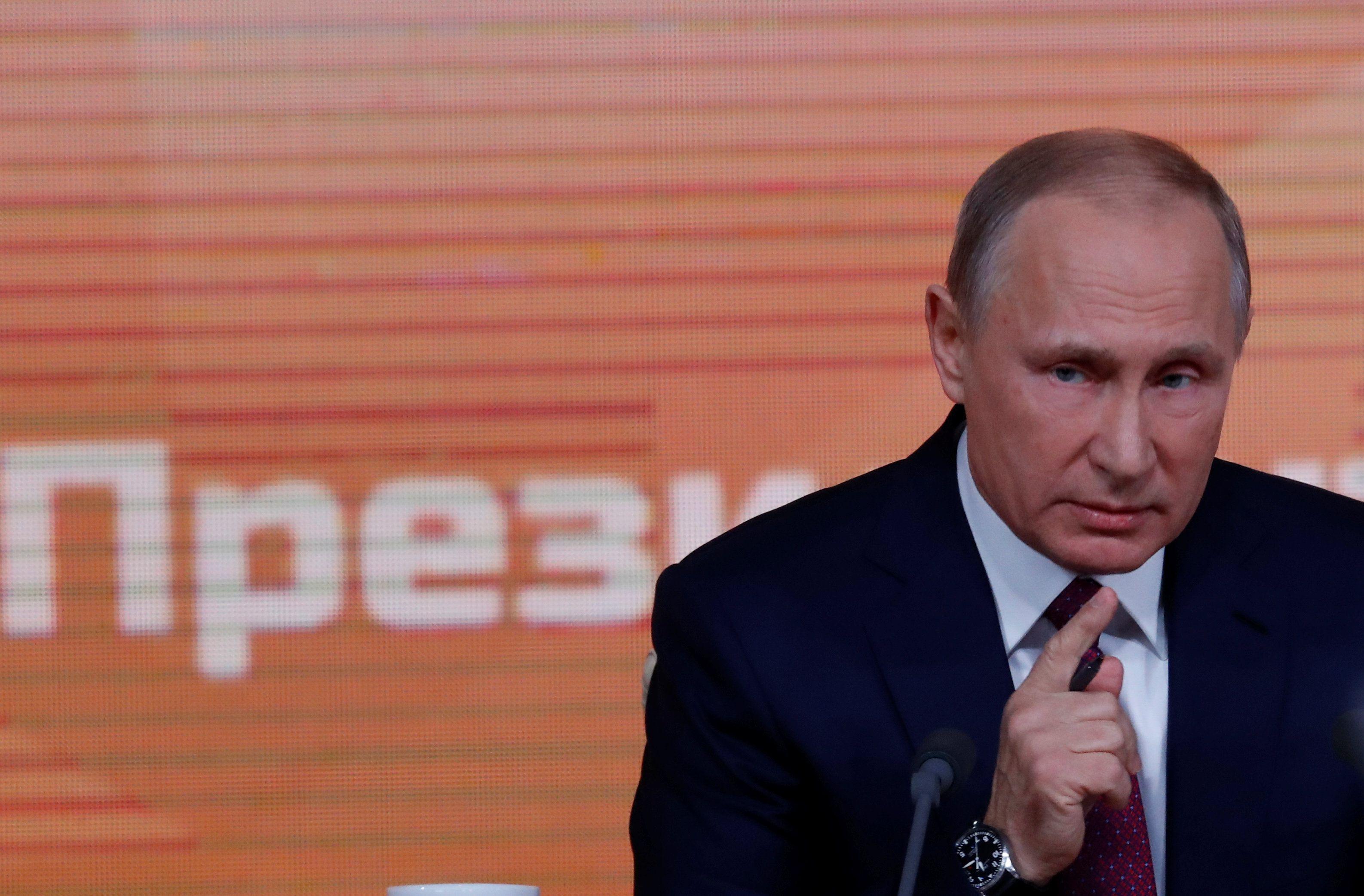 Владимир Путин потерпел фиаско, считает Андрей Зубов