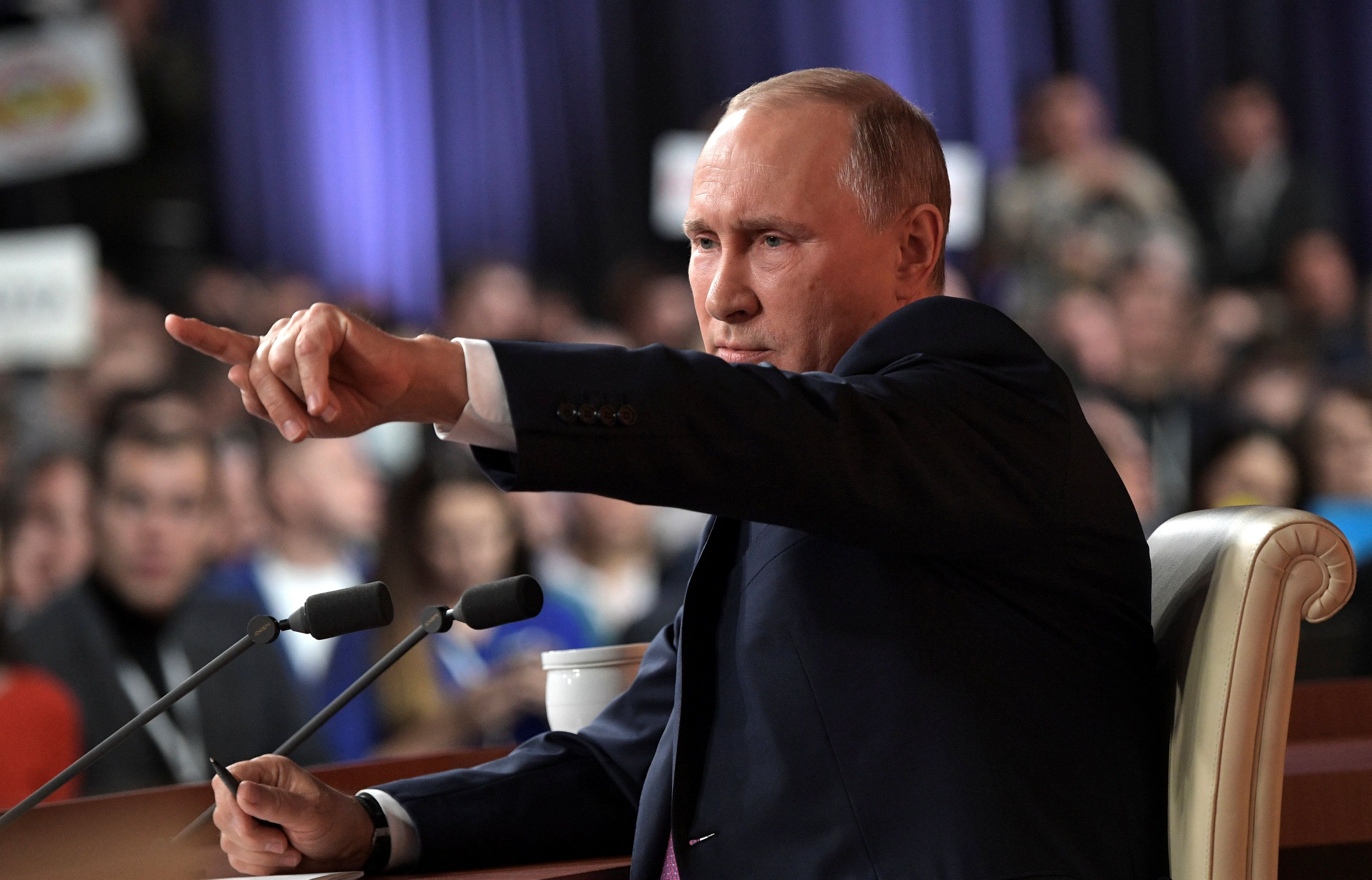 В России другой Путин никому не нужен