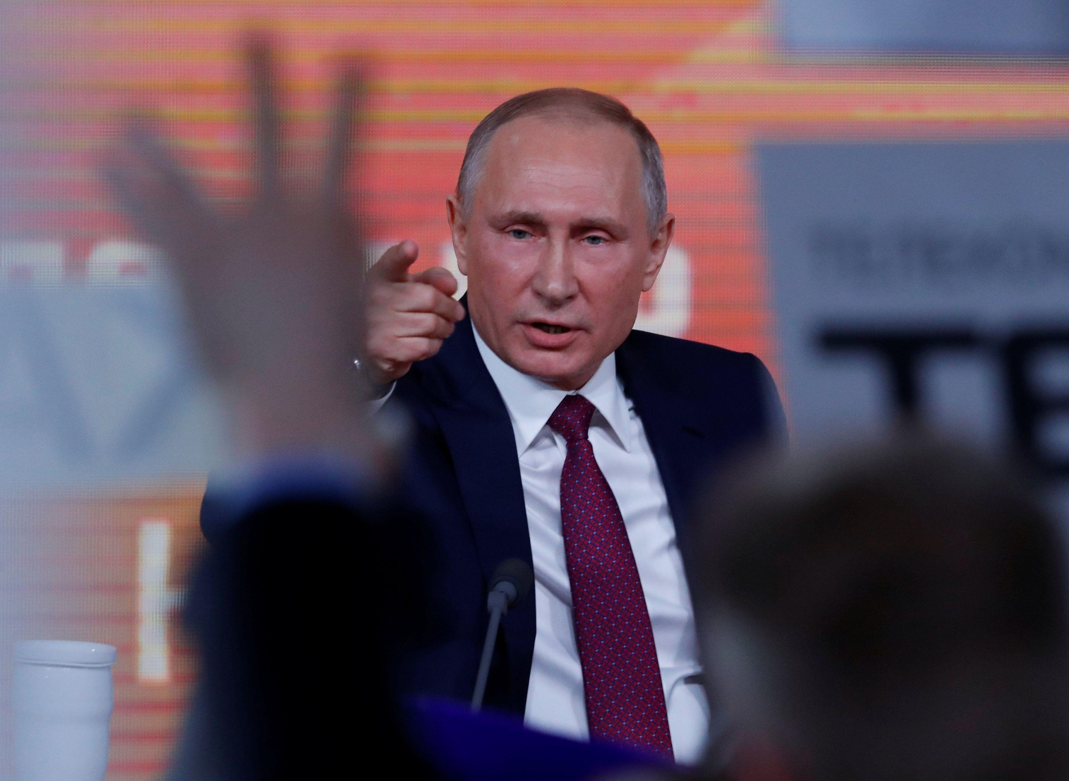 Путин готовит обострение на Донбассе