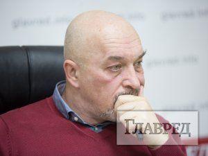 Тука охарактеризовал причины отставки Жебривского