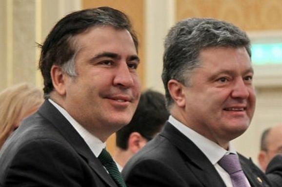 Михеил Саакашвили манипулировал содержанием письма к Петру Порошенко, подчеркнул пресс-секретарь