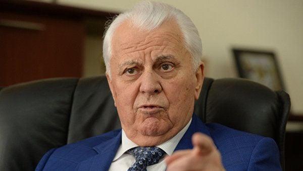 Часть Донбасса и Крым может помочь вернуть под контроль Украины предоставление этим территориям особого статуса, полагает Леонид Кравчук