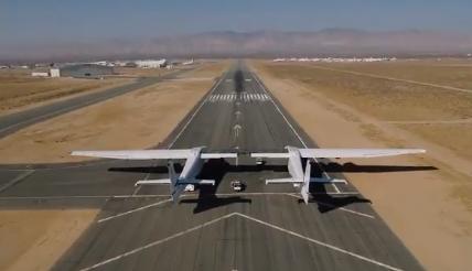 Stratolaunch в 2019-м может совершить первый полет