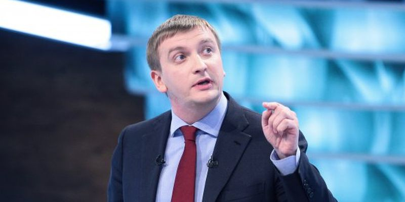 Глава Минюста Павел Петренко