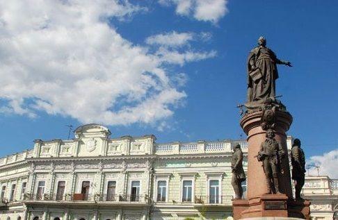Памятник Екатерине Второй хотят снести