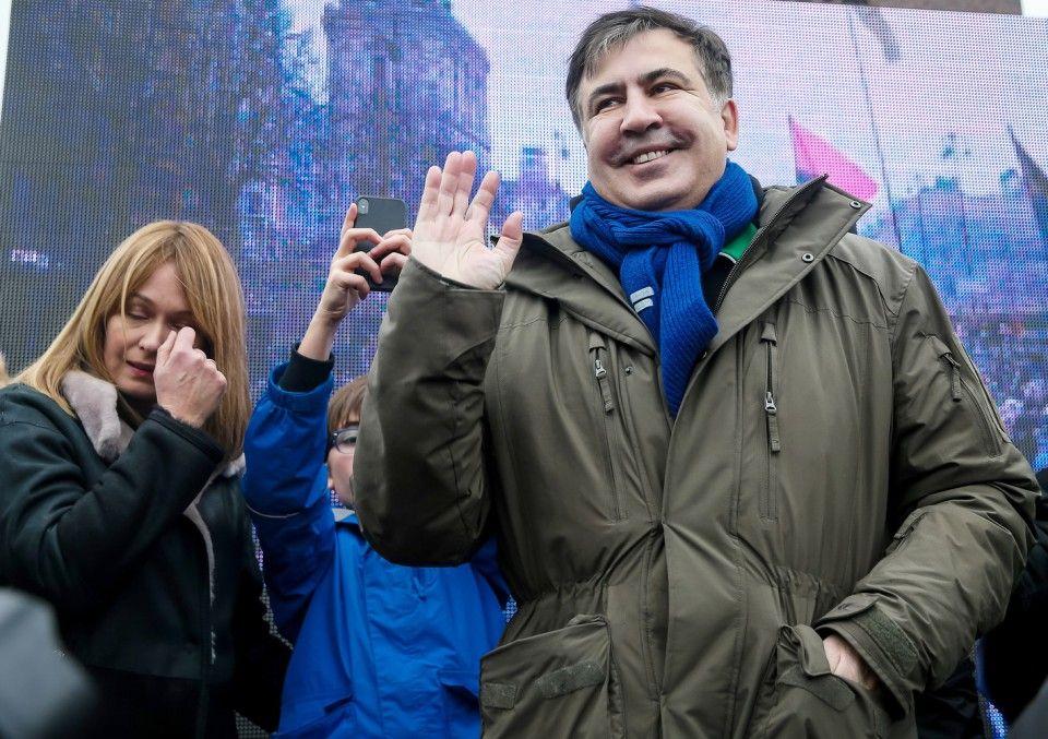 Саакашвили допускает одну и ту же ошибку