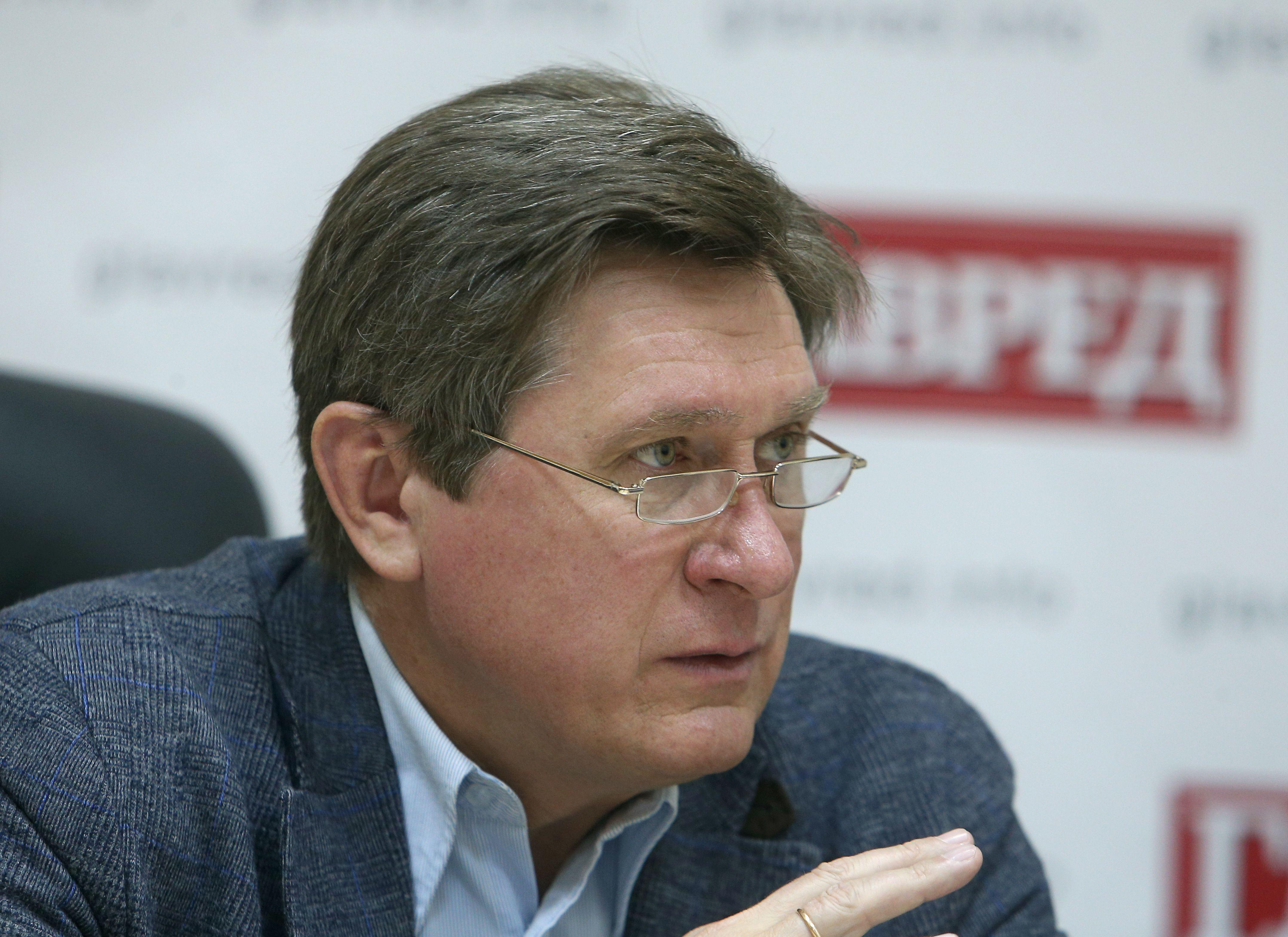 Украина не может отказываться от своих земель, отметил Владимир Фесенко