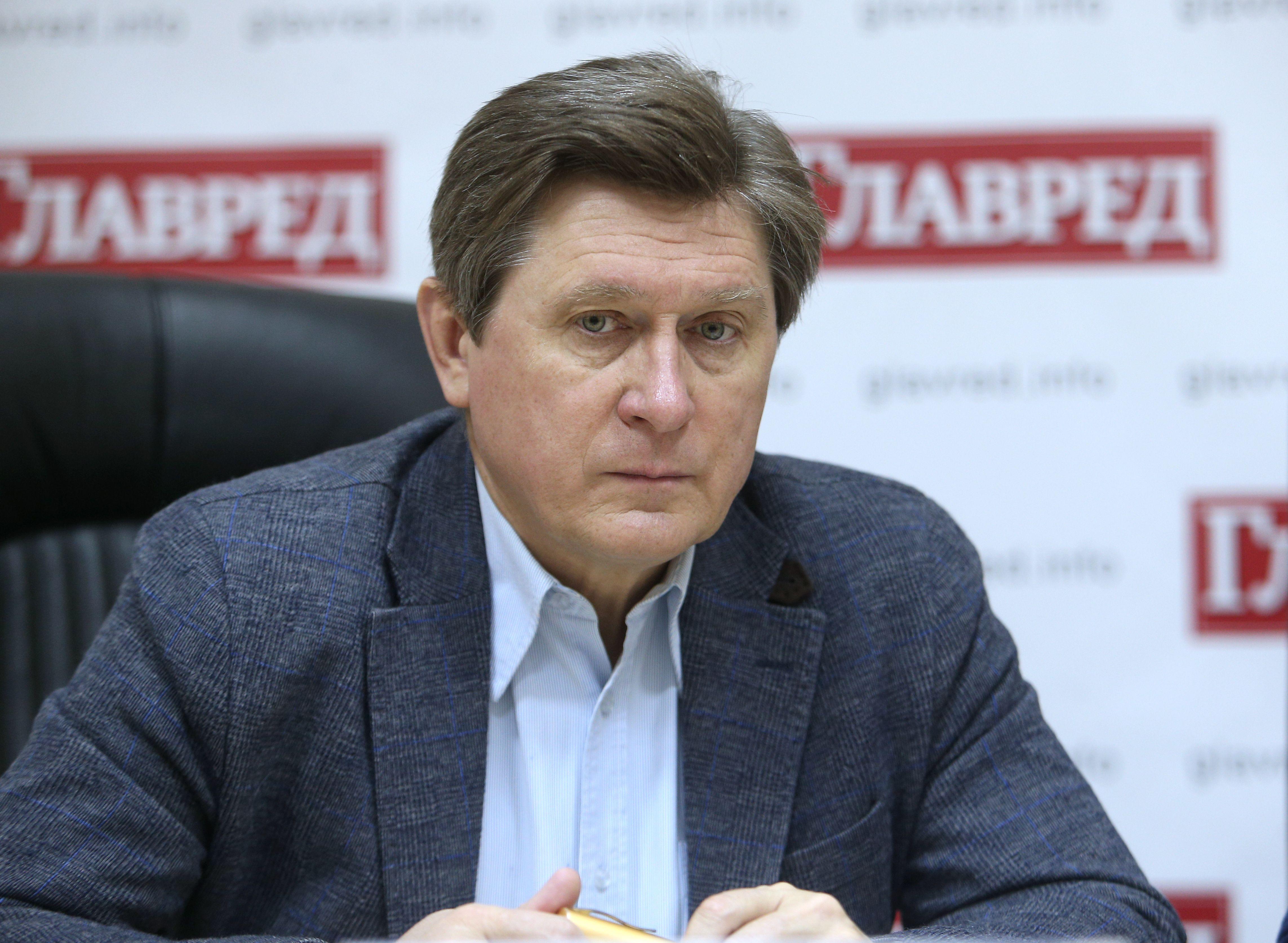 Владимир Фесенко, без лого
