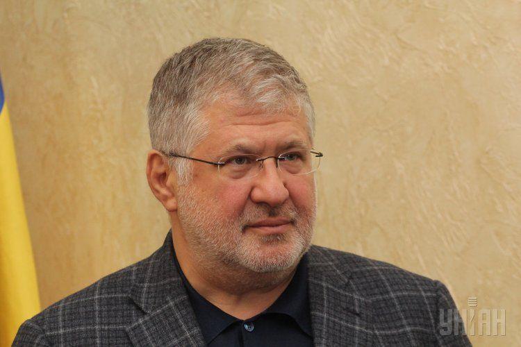 Игорь Коломойский утверждает, что на Владимира Зеленского не может быть компромата