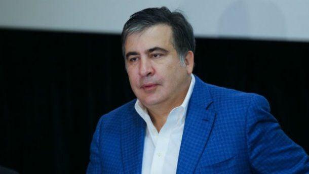В Нидерландах Саакашвили может получить новый паспорт