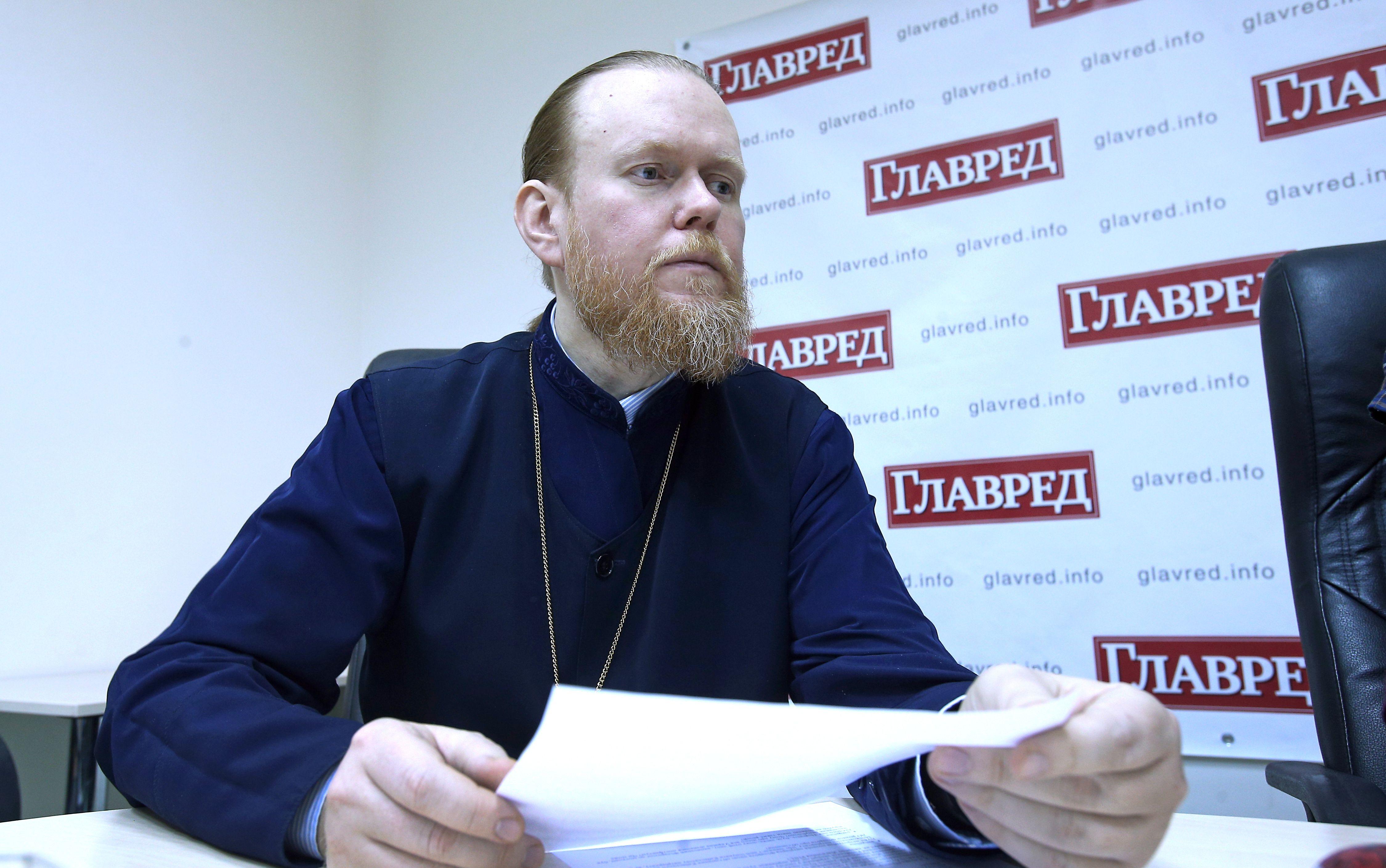 Архиепископ сообщил, что Украинская православная церковь должна получить томос во второй половине ноября
