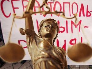 В Крыму осталось 276 судей-предателей
