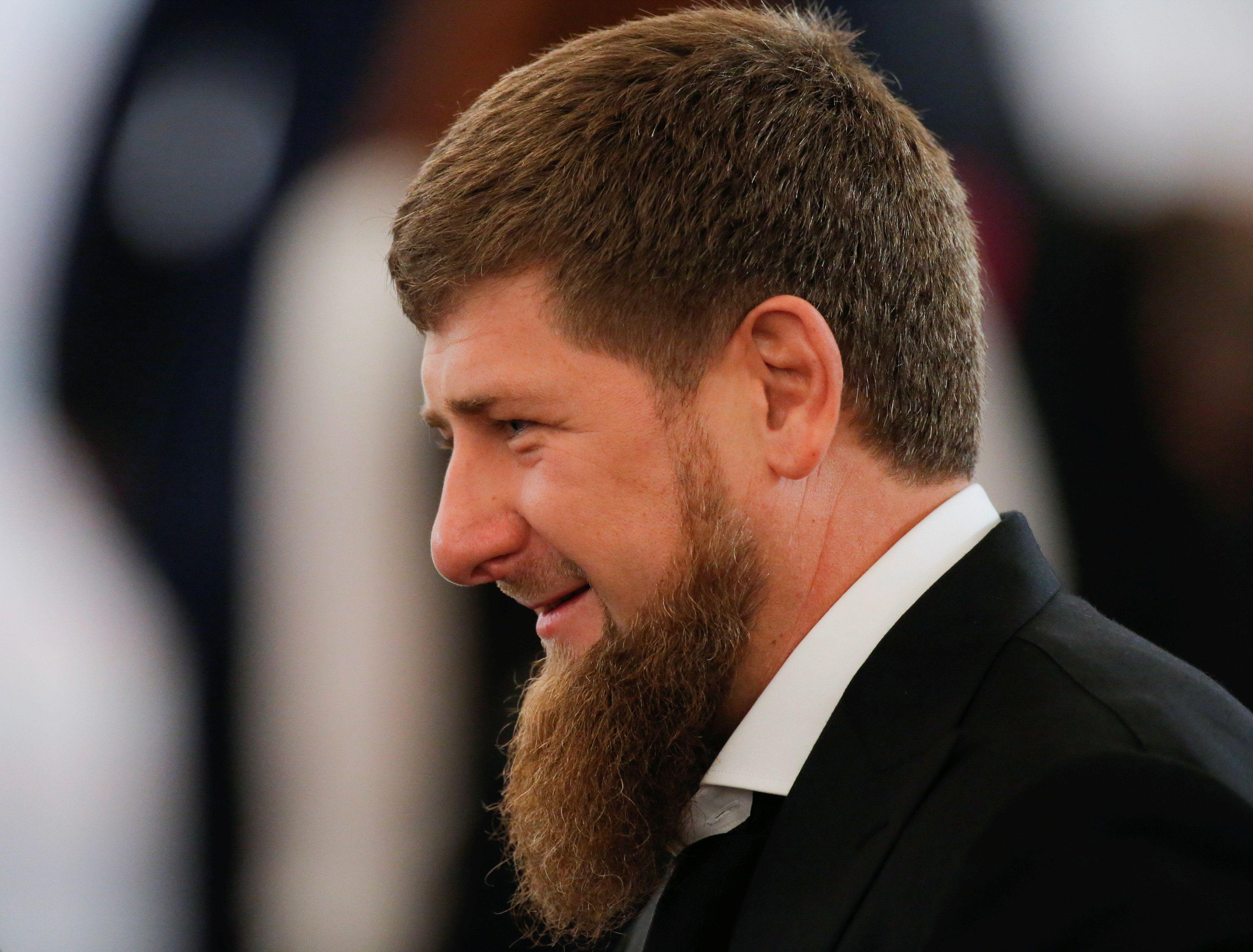 Рамзана Кадырова больше нет в Instagram и Facebook