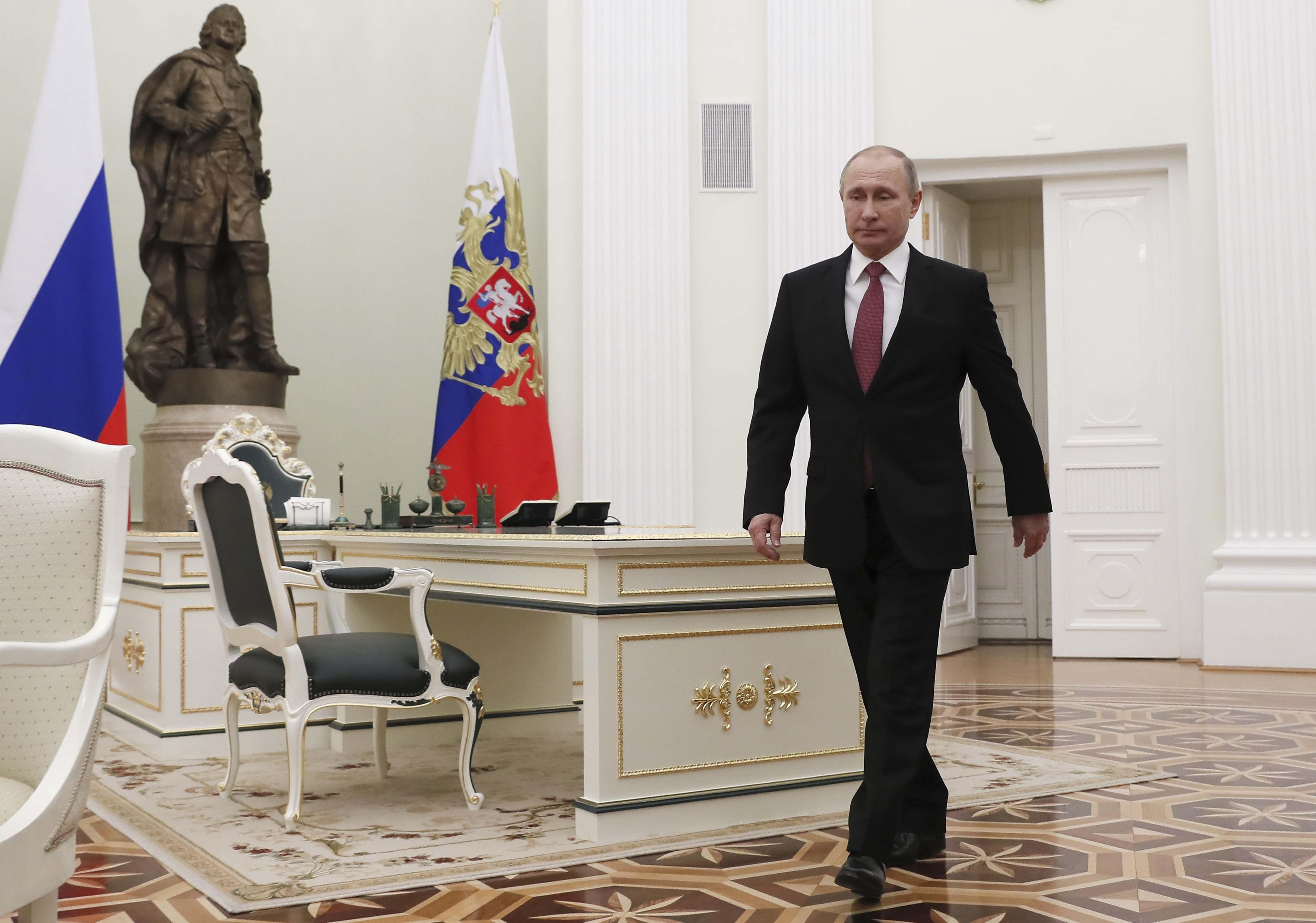 Владимир Путин снова станет президентом РФ, считает эксперт