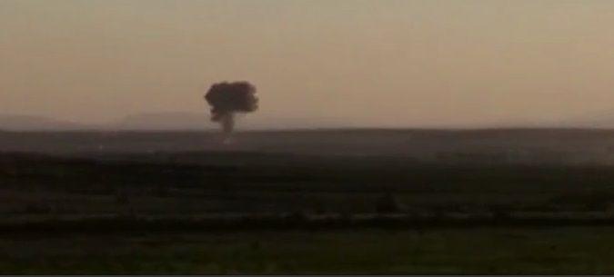 В Сирии сбили самолет армии Асада