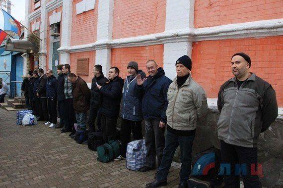 Освобожденных на Донбассе проверят на предмет вербовки