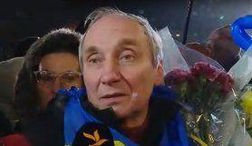 Игорь Козловский выступил с обращением