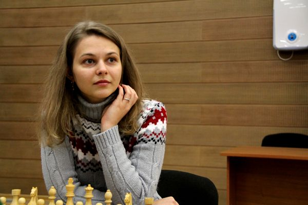 Анна Музычук завоевала медаль на чемпионате Европы