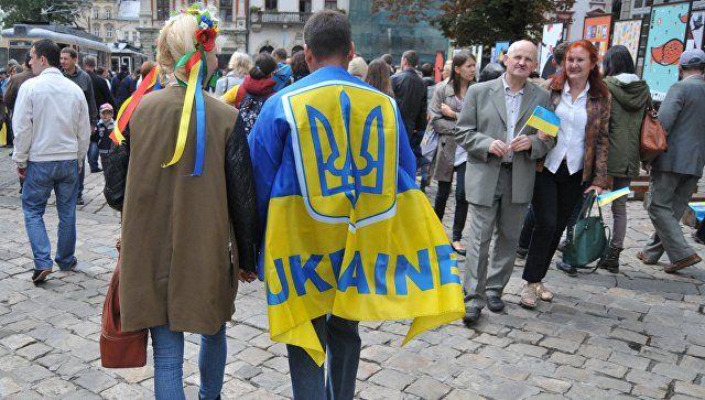 Украина националистическая заканчивается