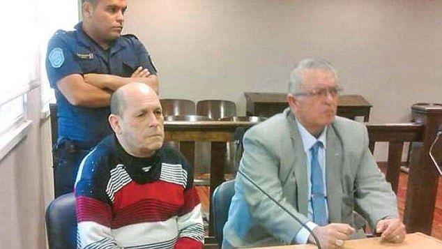 Доминго Буласио в суде